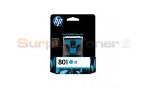 HP NO 801 INK CART CYAN (C8771ZD)