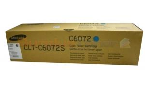 SAMSUNG CLX-9250ND TONER CARTRIDGE CYAN (CLT-C6072S/ELS)
