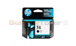 HP NO 74 INK BLACK (CB335WN)