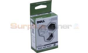 DELL SERIES 2 PRINT CARTRIDGE BLACK (310-3540)