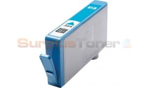 HP NO 564 INK CART CYAN (NO BOX) (CB318W)