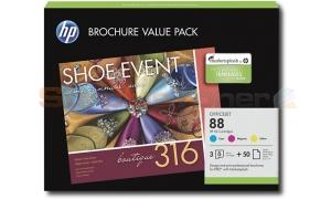 HP 88 OJ PRO BROCHURE GLOSS 50CT (Q8933AN)