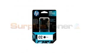 HP NO 02 INK BLACK (C9338W)