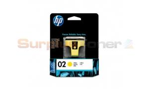 HP NO 02 INK YELLOW (C9341W)