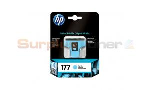 HP NO 177 INK CARTRIDGE LIGHT CYAN (C9357H)
