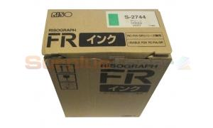 RISO FR GR INK GREEN (S-2744)