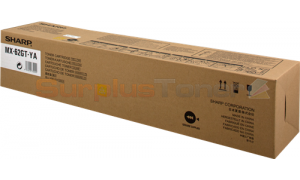 SHARP MX-6240N/7040N TONER CARTRIDGE YELLOW (MX-62GTYA)