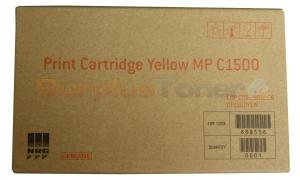 NRG MP C1500 PRINT CARTRIDGE YELLOW (888556)