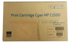 NRG MP C1500 PRINT CARTRIDGE CYAN (888558)