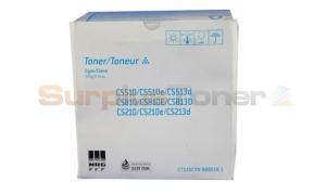 NRG CS-510 TONER CARTRIDGE CYAN (888518)