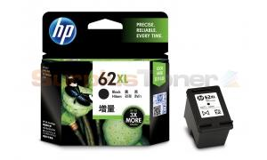 HP 62XL INK CARTRIDGE BLACK HY (C2P05AN)