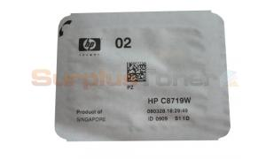 HP NO 02 INK CARTRIDGE BLACK (NO BOX) (C8719W)