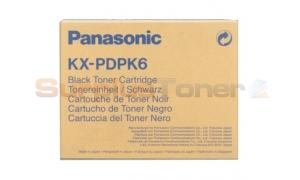 PANASONIC P8410 8420 PS8000 BLACK TONER (KX-PDPK6)