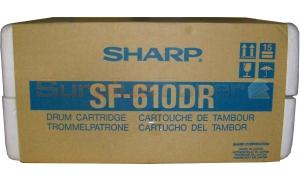 SHARP SF2010/6100 DRUM BLACK (SF-610DR)