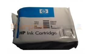 HP NO 72 INK YELLOW (NO BOX) (C9400S)