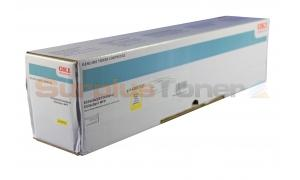 OKI ES3640A3 TONER YELLOW (43837105)