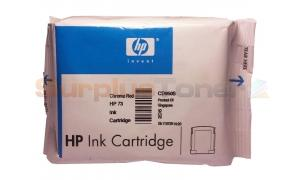 HP 73 INK CARTRIDGE CHROMATIC RED (NO BOX) (CD950S)