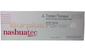 NASHUATEC C606 SERIES TONER BLACK (CT107BLK)