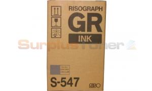 RISO GR INK LIGHT GREY (S-547)