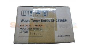 RICOH SP C830DN WASTE TONER BOTTLE (407100)