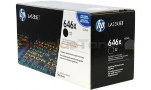 HP COLOR LASERJET CM4540 MFP PRINT CARTRIDGE BLACK HY (CE264X)
