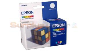 EPSON STYLUS COLOR 200 INK CTG COLOR (S020097)