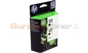 HP NO 131 INKJET PRINT CART BLACK (CB331HE)