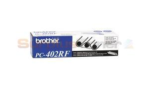 BROTHER 560 580 REFILL ROLLS BLACK (PC-402RF)