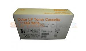LANIER LP031C TYPE 140 TONER YELLOW (480-0267)