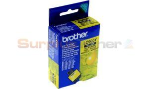 BROTHER DCP-110C YELLOW INK CARTRIDGE (LC900Y)