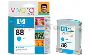 HP 88 INK CARTRIDGE CYAN (C9386AE)