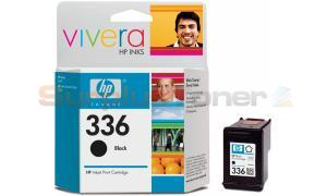 HP NO 336 INKJET INK CARTRIDGE BLACK (C9362EE)