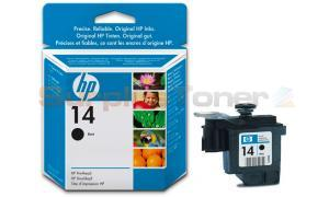 HP NO 14 PRINTHEAD BLACK (C4920AE)