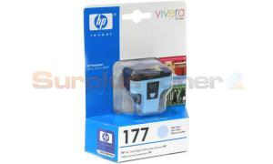 HP NO 177 INK CARTRIDGE LIGHT CYAN (C8774HE)