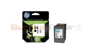HP NO 54 INKJET CART BLACK 600 PAGES (CB334AE)