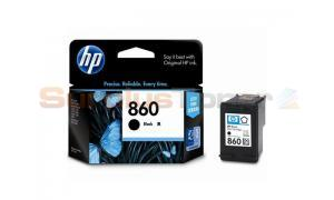 HP 860 PHOTOSMART D5368 INKJET CARTRIDGE BLACK (CB335ZZ)