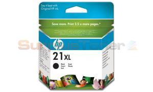 HP NO 21XL INKJET PRINT CARTRIDGE BLACK (C9351CE)