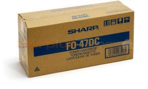 SHARP FO-4700 TONER CARTRIDGE BLACK (FO-47DC)