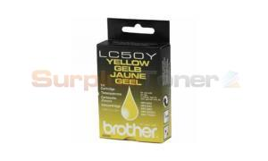 BROTHER MFC-830 7400J INK CARTRIDGE YELLOW (LC50Y)