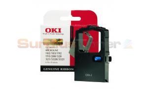 OKIDATA 182 192 280 RIBBON CARTRIDGE (09002303)