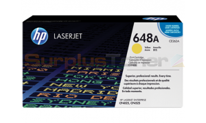 HP COLOR LASERJET CP4025 PRINT CARTRIDGE YELLOW (CE262A)