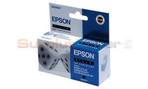 EPSON STYLUS COLOR II 200 INK CART BLACK (S020047)