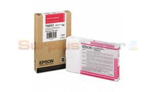 EPSON STYLUS PRO 4880 INK CARTRIDGE VIVID MAGENTA 110ML (T605300)