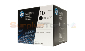 HP LASERJET 2400 SMART PRINT CTG BLACK (Q6511XD)