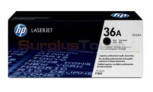 HP LASERJET 36A PRINT CARTRIDGE BLACK (CB436A)