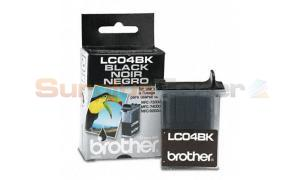 BROTHER MFC-7300C INK BLACK 850 PAGES (LC04BK)