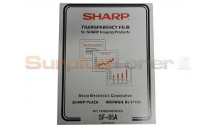 SHARP SF810 TRANSPARENCY FILM (SF-85A)
