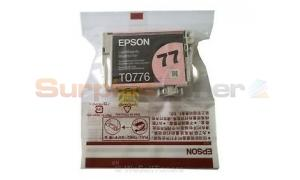 EPSON NO 77 INK LIGHT MAGENTA (NO BOX) (T0776)