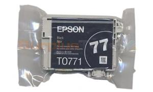 EPSON NO 77 INK BLACK (NO BOX) (T0771)