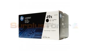 HP LASERJET 1160 SMART PRINT CTG BLACK (Q5949XD)